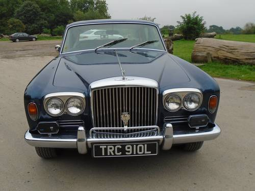 Bentley T Series. 1973 L Reg. Stunning Colour Combination SOLD (picture 5 of 6)