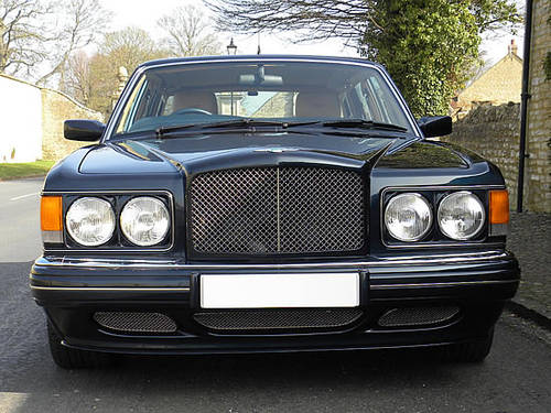 1998 Bentley Brooklands R Mulliner No 32 of 100 built  For Sale (picture 1 of 6)