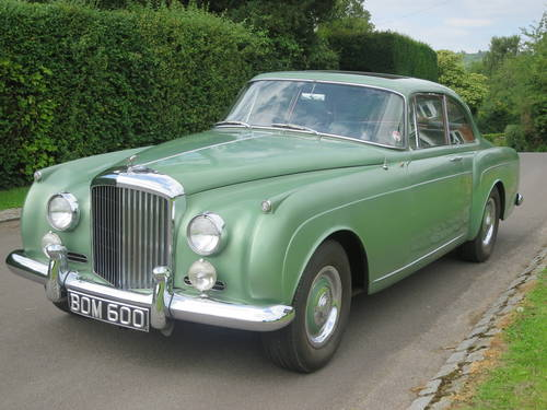 Picture of 1961 Bentley S II Continental 2 Door Coupe  By H.J. Mulliner For Sale