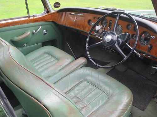 1961 Bentley S II Continental 2 Door Coupe  By H.J. Mulliner SOLD (picture 4 of 6)