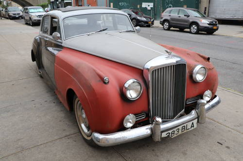1961 Bentley SII RHD # 22013 For Sale (picture 1 of 5)