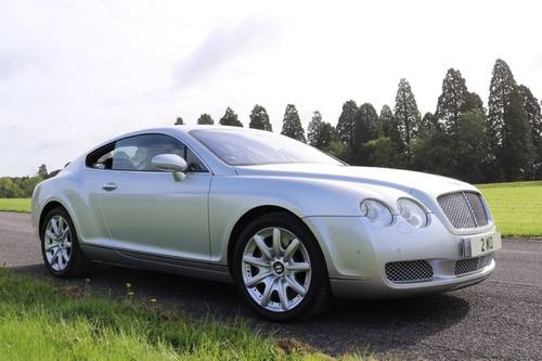 2004 BENTLEY CONTINENTAL GT COUPE For Sale (picture 1 of 5)