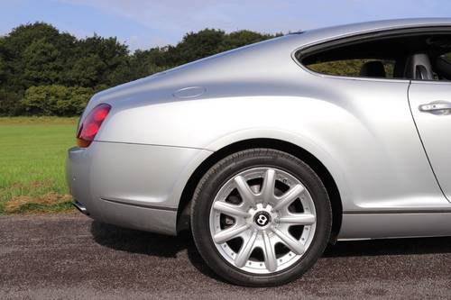 2004 BENTLEY CONTINENTAL GT COUPE For Sale (picture 2 of 5)