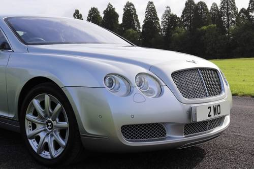2004 BENTLEY CONTINENTAL GT COUPE For Sale (picture 4 of 5)