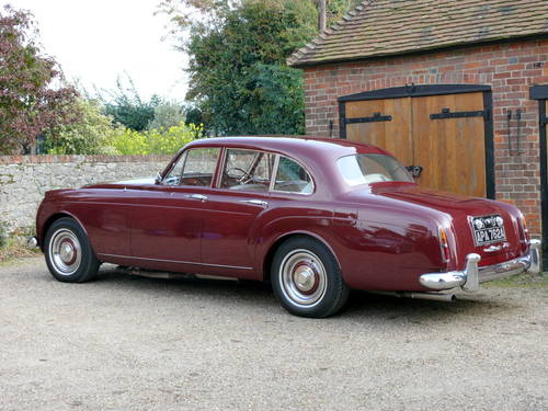 1961 Bentley S2 Continental Flying Spur By H.J Mulliner For Sale (picture 4 of 6)