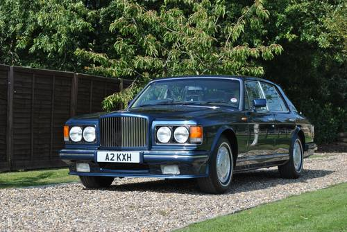 Bentley Turbo R 1988 SOLD (picture 1 of 6)