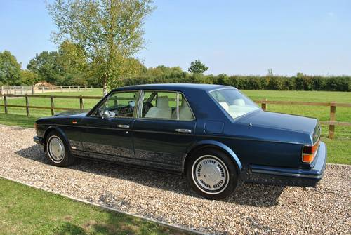 Bentley Turbo R 1988 SOLD (picture 5 of 6)