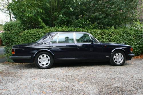 1989 BENTLEY TURBO R - EXCELLENT VALUE - PERFECT WEDDING CAR SOLD (picture 3 of 6)