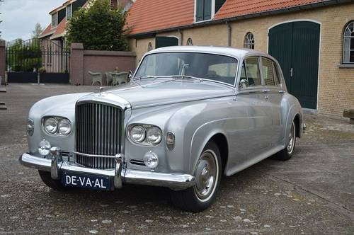 1965 Bentley S3 (LHD) For Sale (picture 2 of 6)