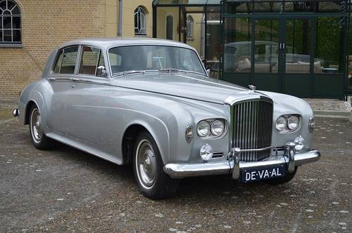 1965 Bentley S3 (LHD) For Sale (picture 1 of 6)