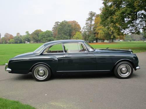 1960 Bentley S2 Continental Coupe by H.J.Mulliner For Sale (picture 1 of 1)