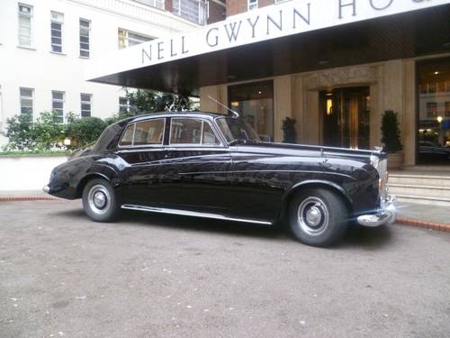 1963 Bentley S3 For Sale (picture 1 of 5)
