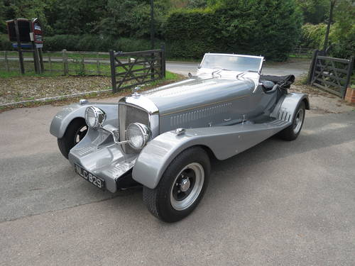 1952 Bentley Donington MK VI Special SOLD (picture 5 of 6)