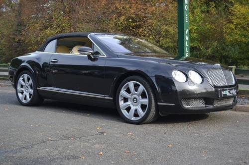 2007 Bentley Continental GTC For Sale (picture 1 of 6)