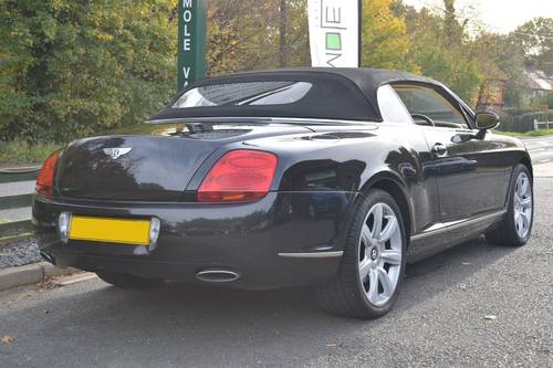 2007 Bentley Continental GTC For Sale (picture 2 of 6)