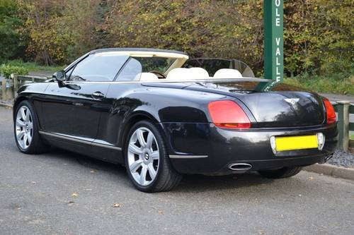 2007 Bentley Continental GTC For Sale (picture 3 of 6)
