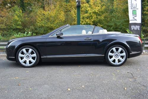 2007 Bentley Continental GTC For Sale (picture 4 of 6)