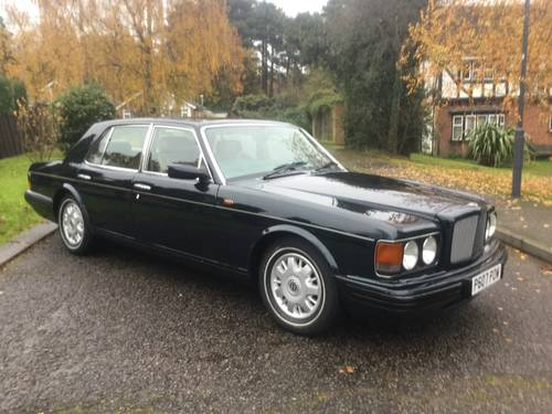 BENTLEY BROOKLANDS LPT 300 BHP 1997 P REG For Sale (picture 1 of 6)