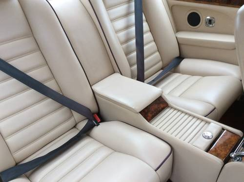 BENTLEY CONTINENTAL R MULLINER PARK WARD £41995 SOLD (picture 4 of 6)
