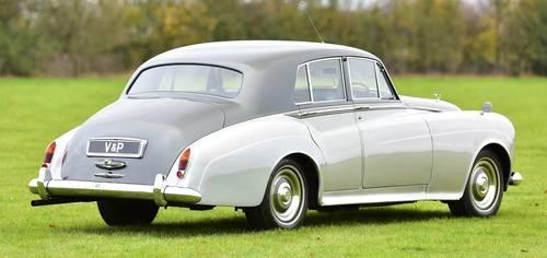 1963 Bentley S3 Standard Steel Saloon SOLD (picture 2 of 6)