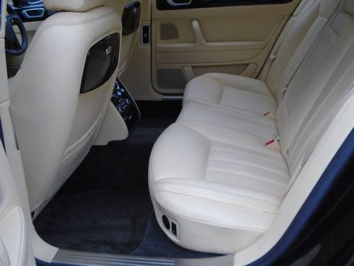 2008 BENTLEY FLYING SPUR 08/58 REG ONLY 5,620 MILES  SOLD (picture 4 of 6)