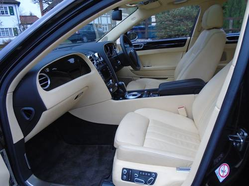 2008 BENTLEY FLYING SPUR 08/58 REG ONLY 5,620 MILES  SOLD (picture 6 of 6)