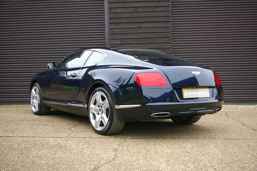 2012 Bentley Continental 6.0 W12 GT MULLINER (25,431 miles) SOLD (picture 3 of 6)