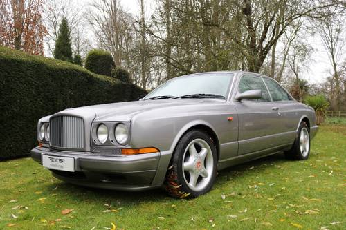 1995 BENTLEY CONTINENTAL R COUPE For Sale (picture 1 of 6)
