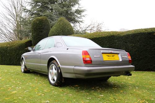 1995 BENTLEY CONTINENTAL R COUPE For Sale (picture 5 of 6)