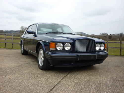 1996 Bentley Turbo R SOLD (picture 1 of 6)