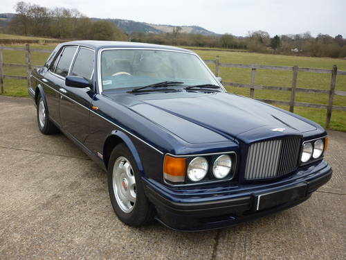1996 Bentley Turbo R SOLD (picture 2 of 6)