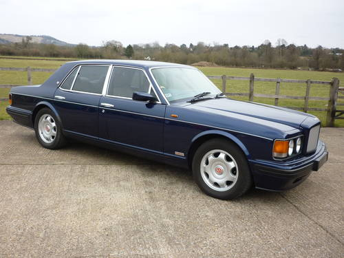 1996 Bentley Turbo R SOLD (picture 3 of 6)