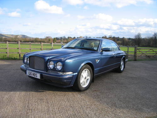 1992 Bentley Continental R SOLD (picture 2 of 6)