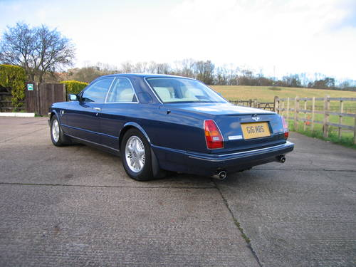 1992 Bentley Continental R SOLD (picture 3 of 6)