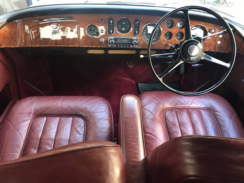 1960 Bentley S2 Continental by HJ Muliiner with only 70.000 miles For Sale (picture 2 of 6)