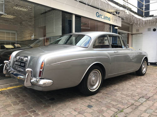 1960 Bentley S2 Continental by HJ Muliiner with only 70.000 miles For Sale (picture 5 of 6)