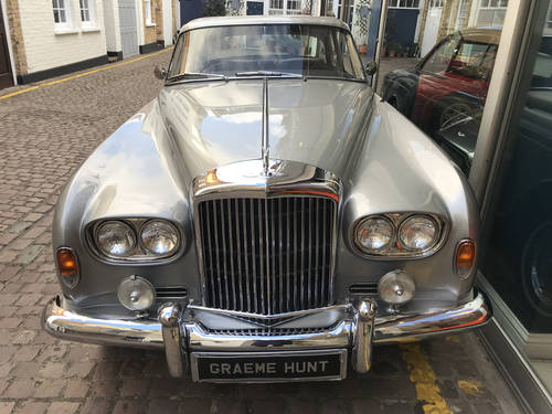 1960 Bentley S2 Continental by HJ Muliiner with only 70.000 miles For Sale (picture 6 of 6)