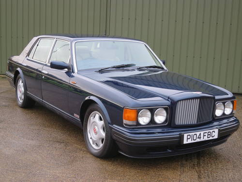 1997 Bentley Turbo RL SOLD (picture 1 of 6)