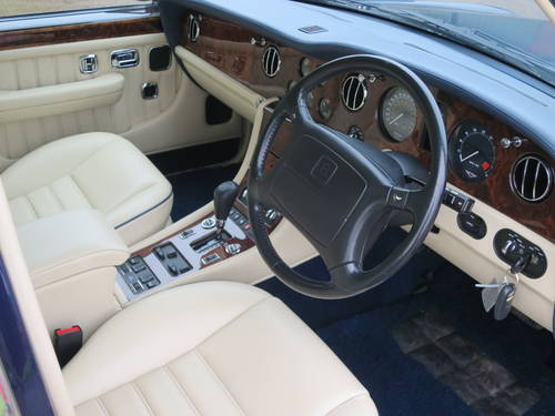 1997 Bentley Turbo RL SOLD (picture 4 of 6)