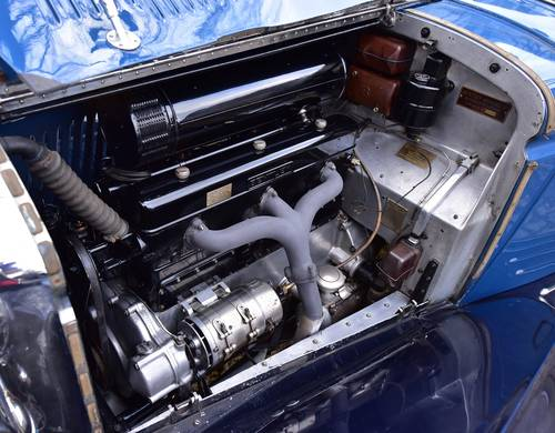 1937 Derby Bentley 4.25 Liter Overdrive MR Series For Sale (picture 6 of 6)