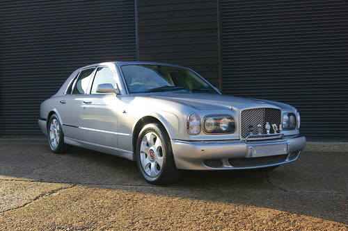 2000 Bentley Arnage 6.8 Red Label Auto Saloon (13,112 miles) SOLD (picture 2 of 6)