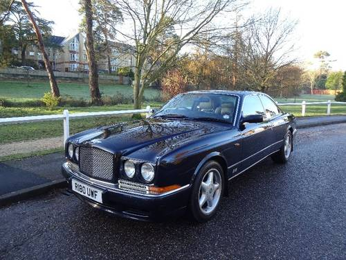 1998 Bentley Continental R Chatsworth For Sale (picture 1 of 6)