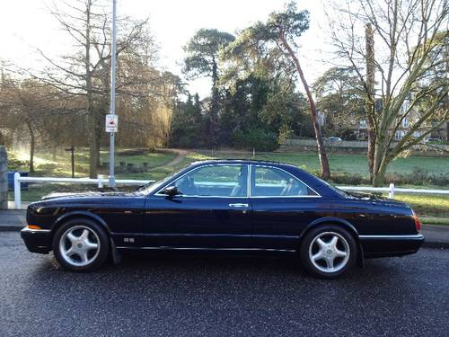 1998 Bentley Continental R Chatsworth For Sale (picture 2 of 6)