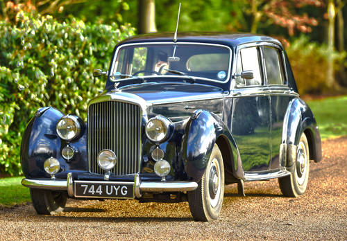 1953 Bentley R Type For Sale (picture 1 of 6)
