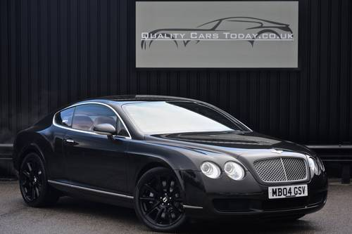 2004 Bentley Continental GT *1 Former Keeper + Full History* SOLD (picture 1 of 6)