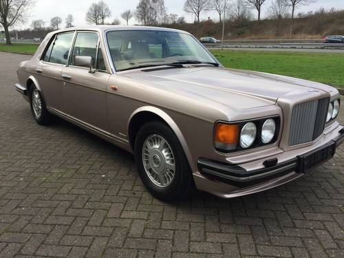 1995 Bentley Turbo R  € 29.500 For Sale (picture 2 of 6)