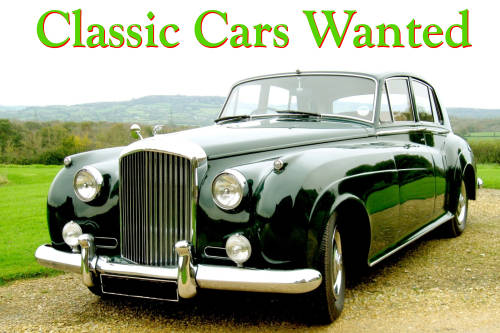 Classic Bentley Wanted Wanted (picture 1 of 6)