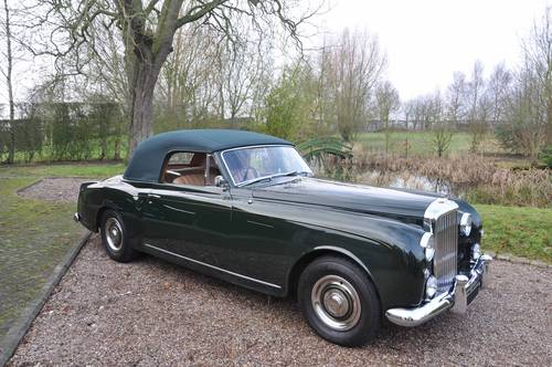 1957 Bentley S1 Continental Drophead - Immaculate condition For Sale (picture 4 of 6)