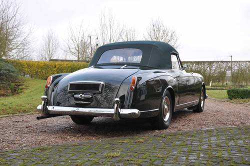 1957 Bentley S1 Continental Drophead - Immaculate condition For Sale (picture 5 of 6)