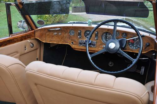 1957 Bentley S1 Continental Drophead - Immaculate condition For Sale (picture 6 of 6)